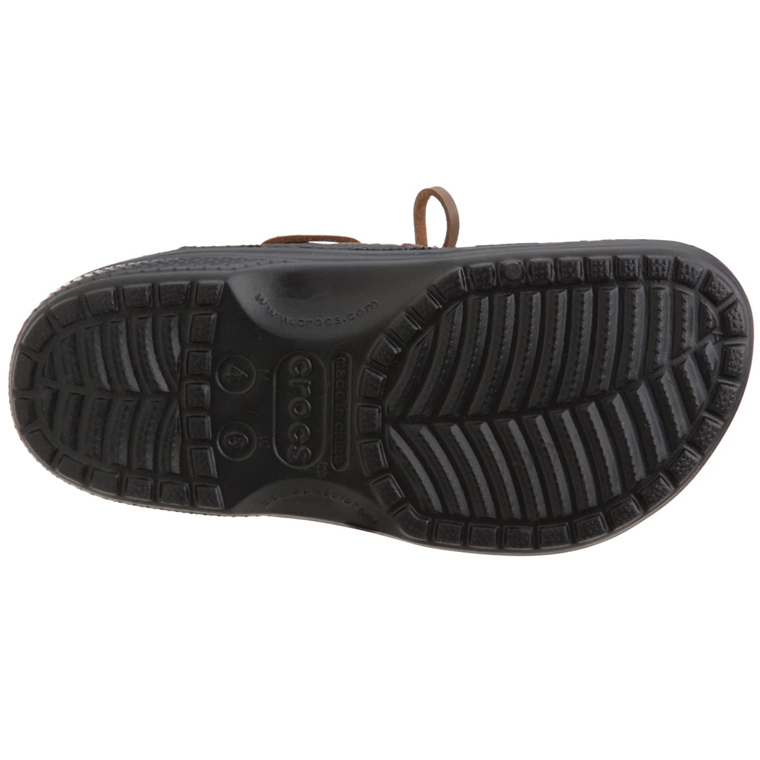 58e412b15 Crocs Islander Black Chocolate  Amazon.co.uk  Shoes   Bags