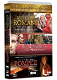 The Romans Triple DVD Box Set Presented by Mary Beard - Caligula, Pompeii Life & Death in a Roman Town & Meet the Romans BBC2