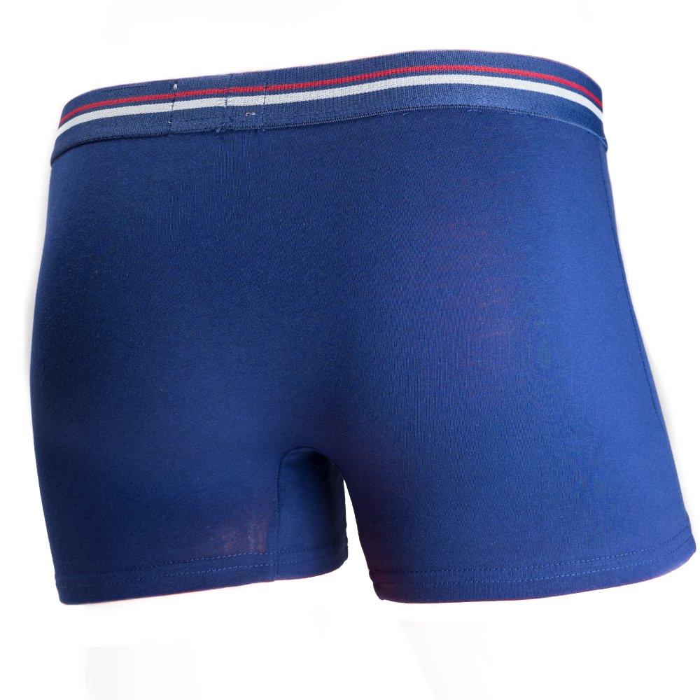 Biancheria Intima per Uomo Ziatec U.S Mutande Mutande da Uomo Polo Assn Boxer Shorts 4-Pack Rete Lavanderia