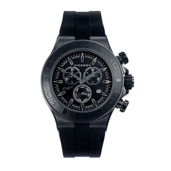 Reloj Viceroy Colección Fernando Alonso Caballero 47777-99: Amazon.es: Relojes
