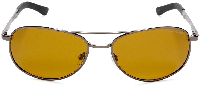 2da9419446 Eagle Eyes Optics Men s Aviator Polarized Sunglasses