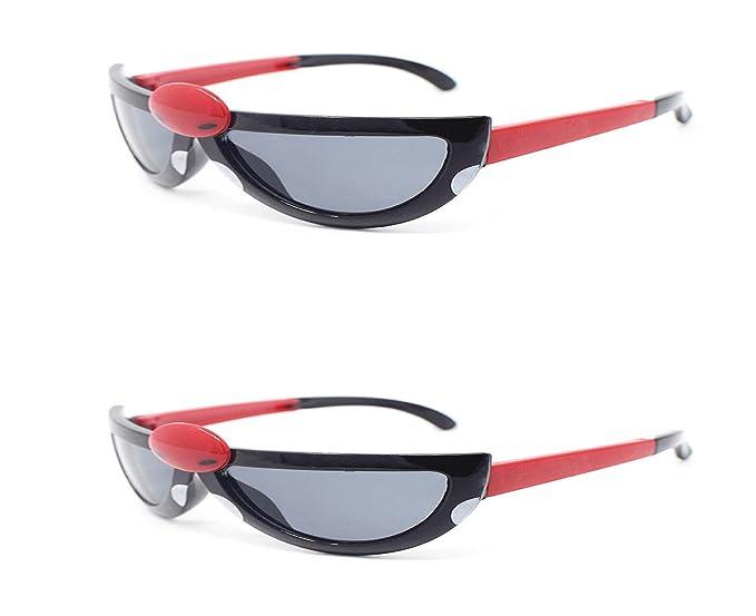 UltraByEasyPeasyStore - Gafas de sol - para niño negro ...