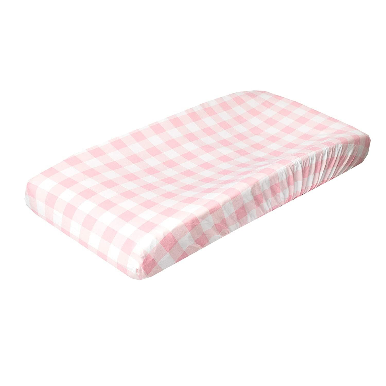 TILLYOU Jersey Knit Ultra Soft Changing Pad Cover Set-Cradle Sheet Unisex Change Table Sheets for Baby Girls and Boys-32//34 x 16-Comfortable Cozy Hypoallergenic-2 Pack Navy Blue /& Lt Green