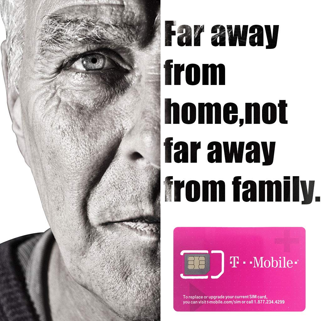Tmobile prepaid sim Card Unlimited-USA Negro Tarjeta SIM y ...