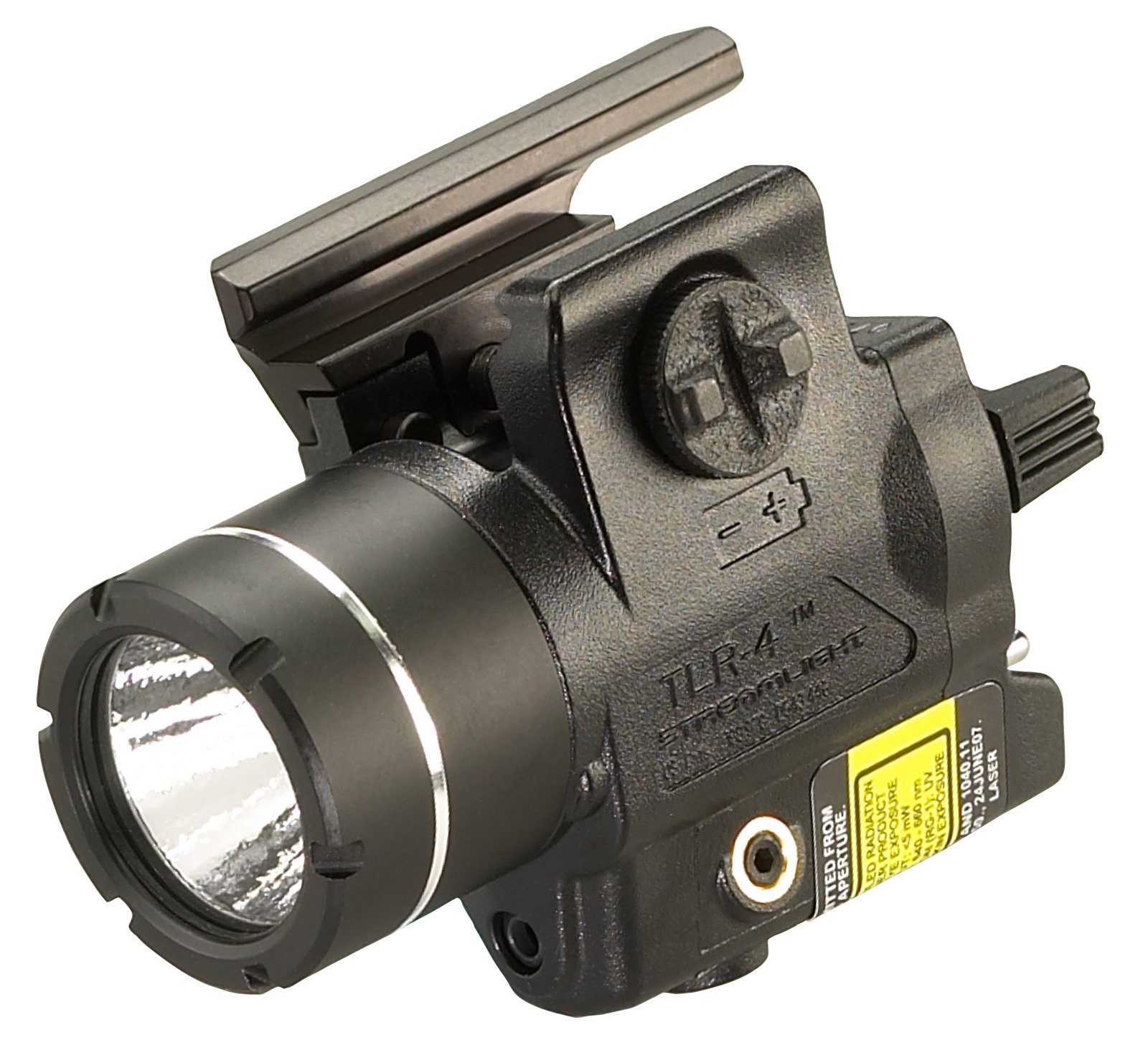 Streamlight 69246 TLR-4 H&K USP Compact Rail Mounted Tactical Light with Integrated Green Laser and Wide Operating Range by Streamlight