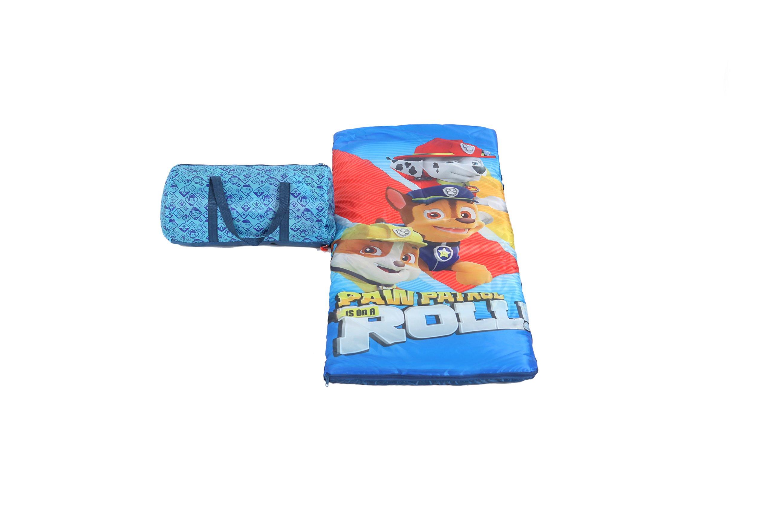 Nickelodeon Paw Patrol Sleeping Bag, Blue, 26'' x 46''