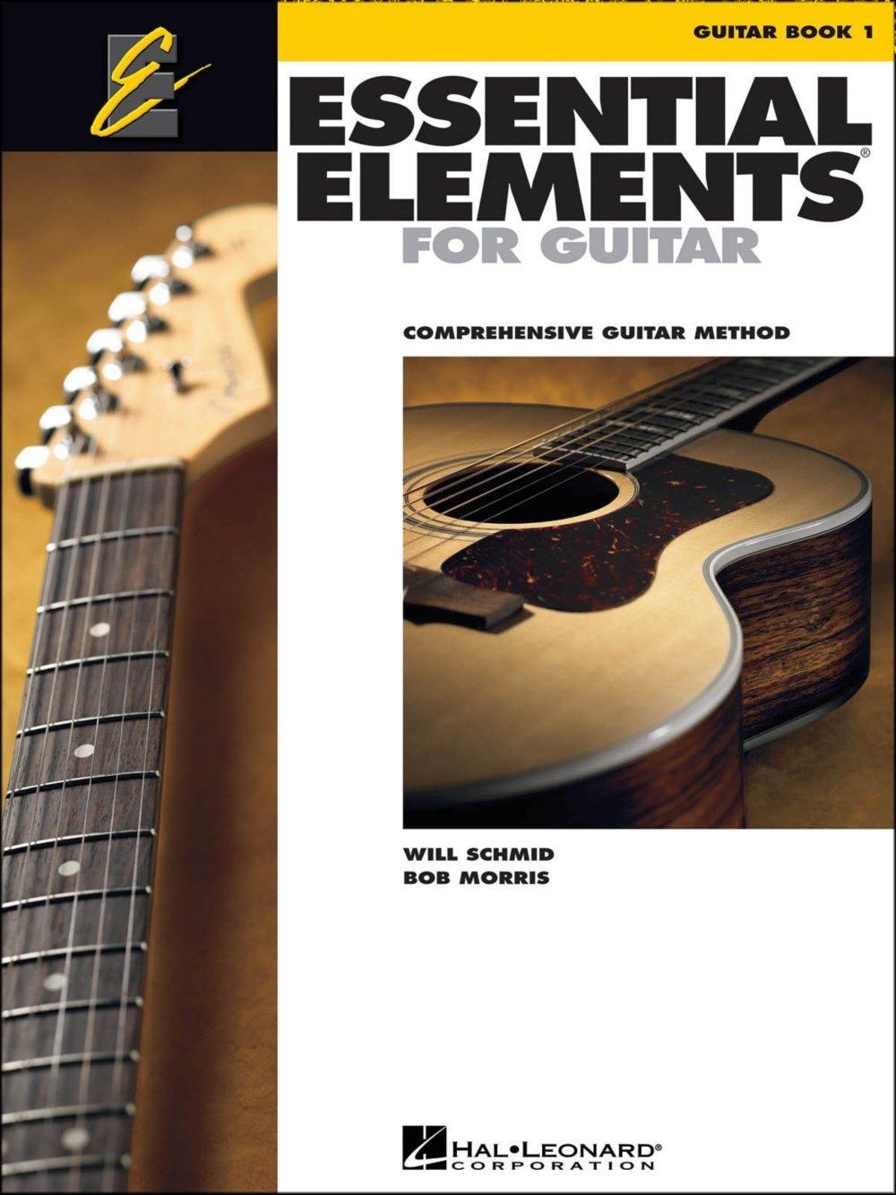 Essential Elements for Guitar - Book 1: Comprehensive Guitar ...