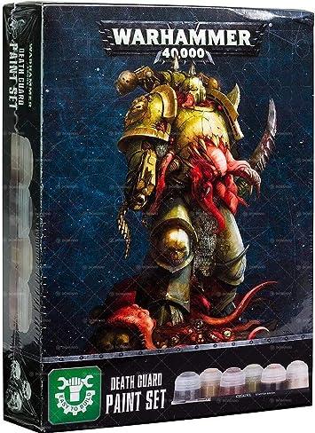 Death Guard Paint Set Warhammer 40K Games Workshop