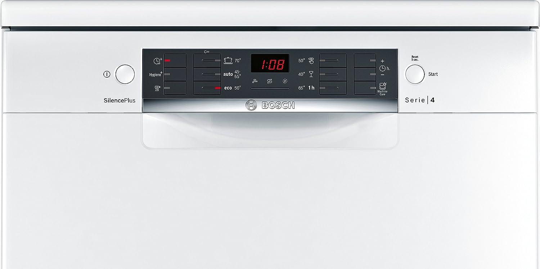 Bosch Serie 4 SMS46CW01E Independiente 13cubiertos A+++ ...