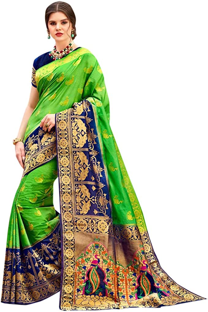 NEW Traditional JHUMKA Saree With Stitched Wedding Party Wear Sari Rajasthani Blouse Indian Designer Top Choli Bollywood Ethnic For Women