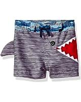 Mud Pie Baby Boys' Shark Swim Trunks