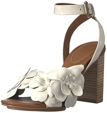 d92d1fbee63 See by Chloe Women s Hina Dress Sandal Vanilla 38.5 EU 8.5 ...