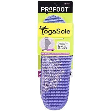 Amazon.com  PROFOOT YogaSole Insole d31f1347bc