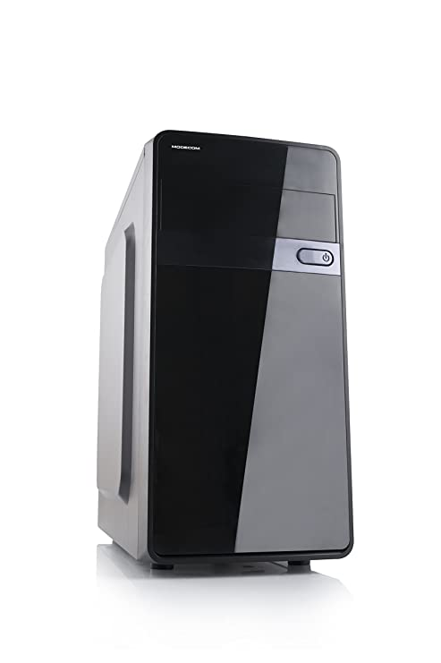 Modecom Mini Trend Air Mini-Tower Negro Carcasa de Ordenador ...