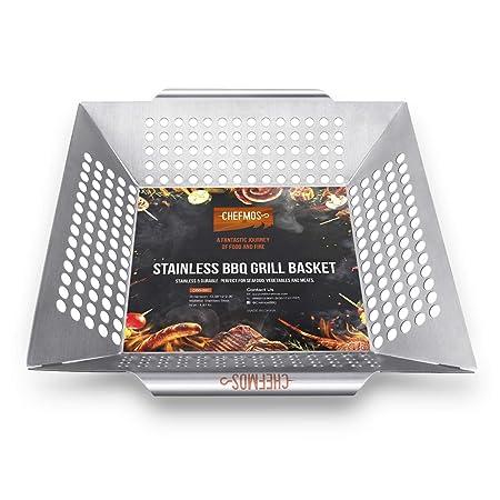 Secura Juego de accesorios completos de horno Plata: Amazon.es: Hogar