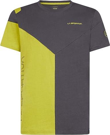 La Sportiva DRU T-Shirt M Camiseta Hombre: Amazon.es: Ropa y ...