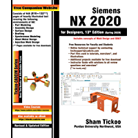 Siemens NX 2020 for Designers, 13th Edition