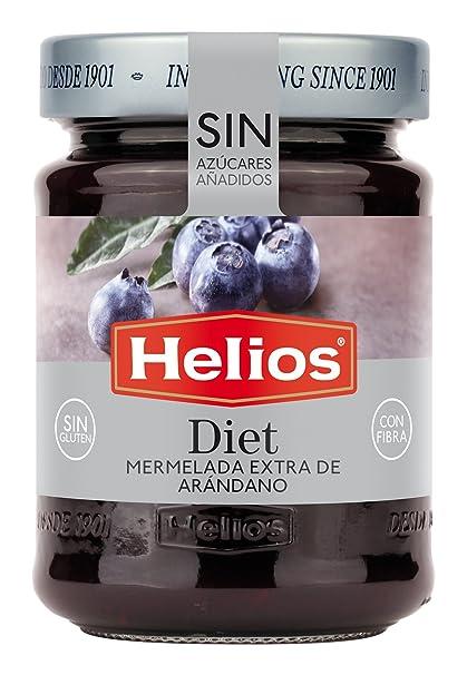 Helios Mermelada Dieta Arándano - 280 g