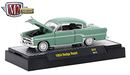 M2 MACHINES AUTO-THENTICS 1954 DODGE ROYAL R47