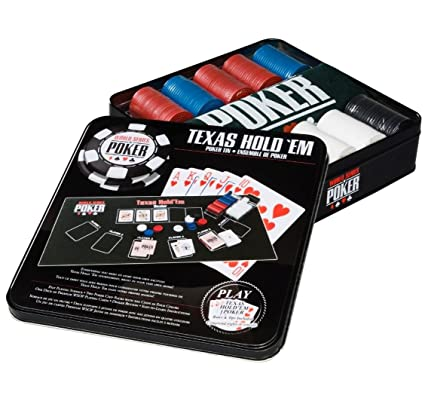 Amazon.com: World Series of Poker – Coleccionable Estaño y ...