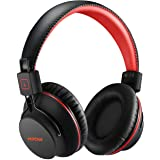 Mpow 059 Lightweight Version Bluetooth Headphones, Over-Ear Wireless Headset More Compact for Sport, Powerful Bass and Wired Mode for PC/Cell Phones-Matte