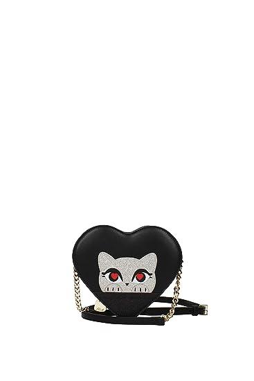 Crossbody Bag Karl Lagerfeld Women Leather 81kw3002black Amazon