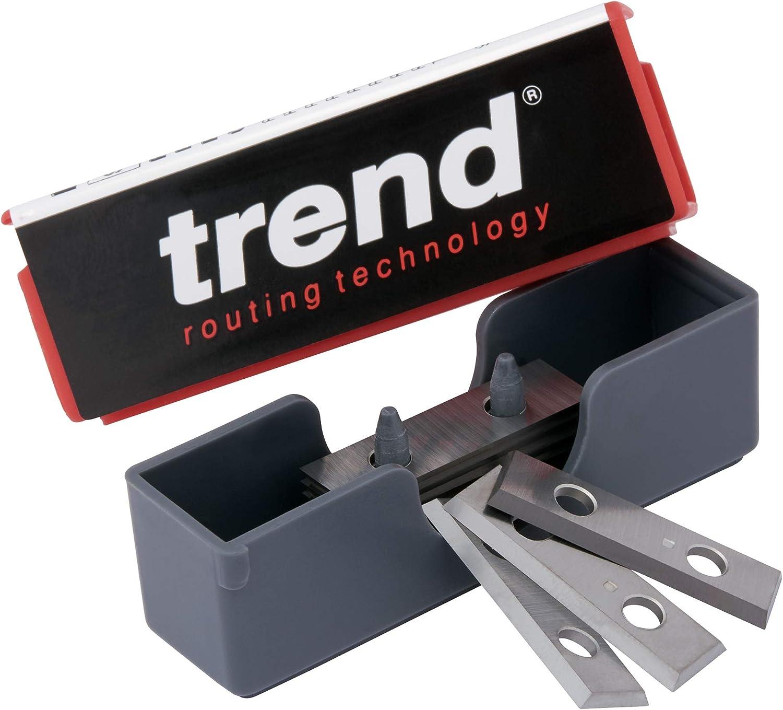 Trend Rotatip Lot de 10 lames 29,5 x 9,0 x 1,5 mm