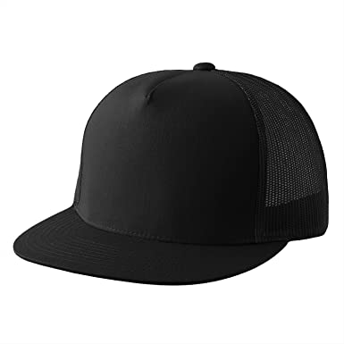 Classic Trucker Snapback Hat Yupoong 6006   2-Tone  Amazon.in  Clothing    Accessories 9a451721ac4