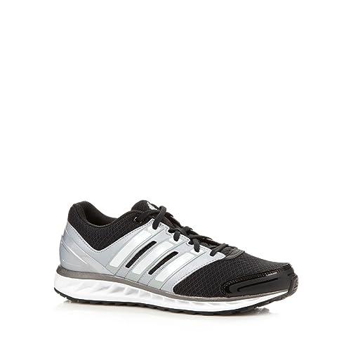 adidas - Botines hombre, Blanco, gris y negro, 44: adidas: Amazon.es: Zapatos y complementos
