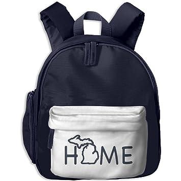 Casa Hipster cómodo Chirldren mochila escolar, color azul marino, tamaño talla única: Amazon.es: Hogar