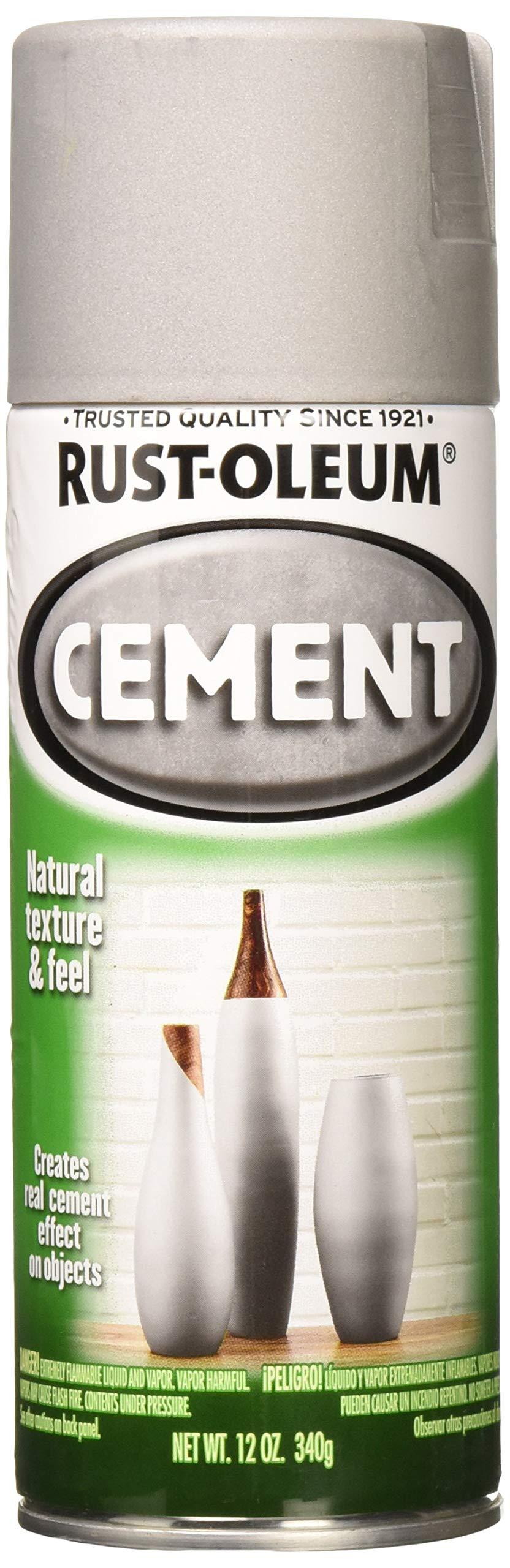 RUST-OLEUM 323384 Cement Spray Finish