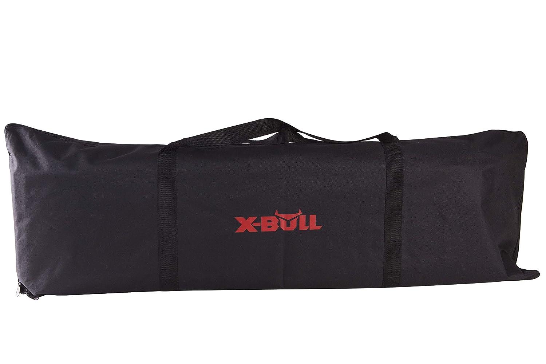 X-BULL Pistas de recuperaci/ón 2X 10T Arena//Barro//Nieve 4x4 Off Road Naranja