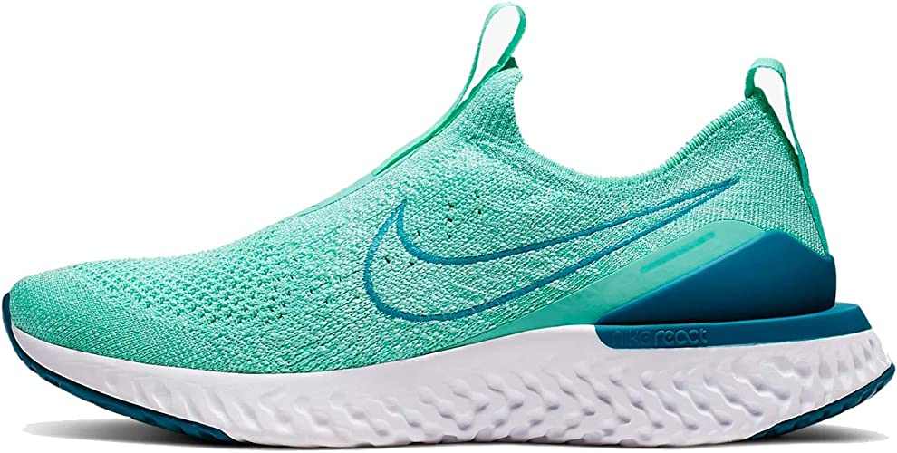 Nike Epic React Flyknit GS Amazon.com | Nike Epic Phantom React Flyknit Gs Unisex Mens Bv1370 ...