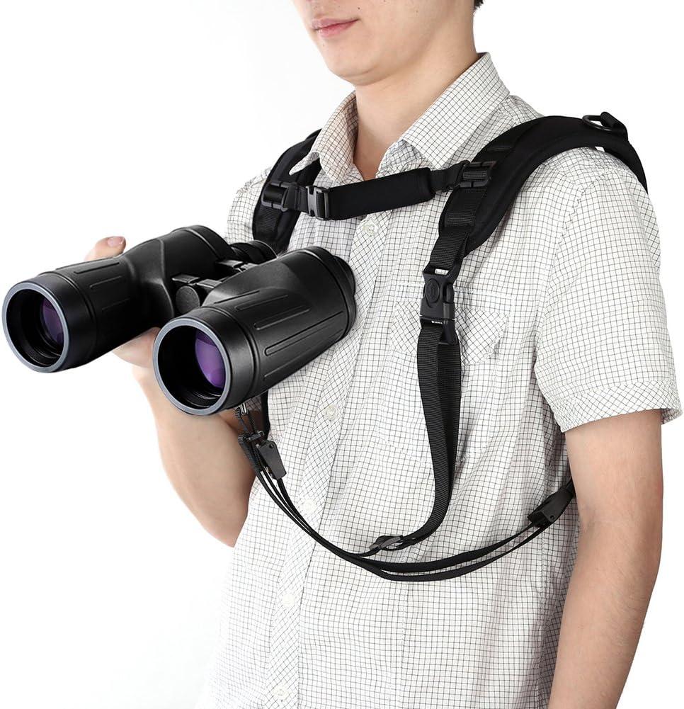fter prismáticos arnés correa Bino arnés para prismáticos, cámaras ...