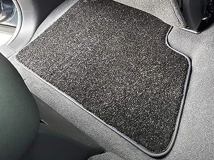 and Rear Row Carpet Car SUV Floor Mats Heavy Cushion Ultramax Asphalt Black 2nd Row CarsCover Custom Fit 2015-2019 Chevy Tahoe Front Row