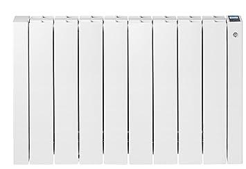 Acova 5010 0060 Soya Lcd Radiateur électrique Aluminium à Inertie