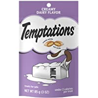 Temptations Treats for Cats - Dairy - 85g (12 Pack)