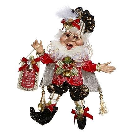 mark roberts elves christmas proclamation elf 51 77616 sm 10 inch - Mark Roberts Christmas