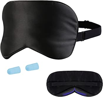 Andake Mulberry Silk Sleep Eye Mask