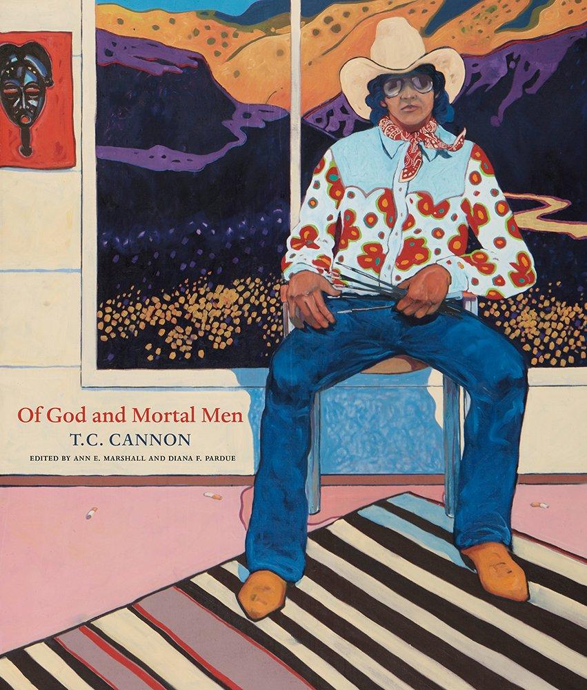Download Of God and Mortal Men:  T.C. Cannon ebook