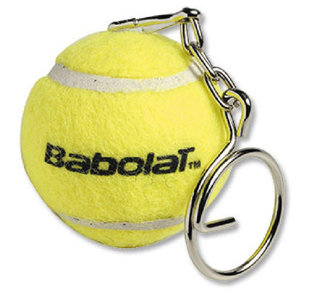 Babolat Ball Llavero de Tenis, Unisex Adulto, Amarillo/Yellow, Talla Única 860176