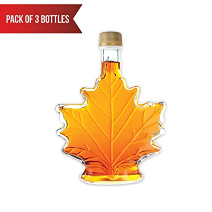 42701612460 Award Winning Escuminac Unblended Maple Syrup Canadian Grade A - Rich And  Refined Amber - Pure Organic Single Forest - Great Harvest 16.9 fl oz   (500ml ) ...