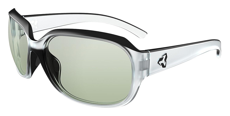 c891add16be Amazon.com  Ryders Eyewear KIRA Women s Cycling Sunglasses with Green  Photochromic Tint Changing Lenses