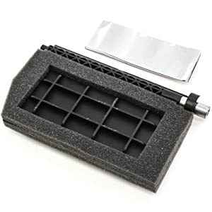 Heater Blend Door Repair Kit Repair Easy Replacement for 97-03 Compatible with Ford F150 New