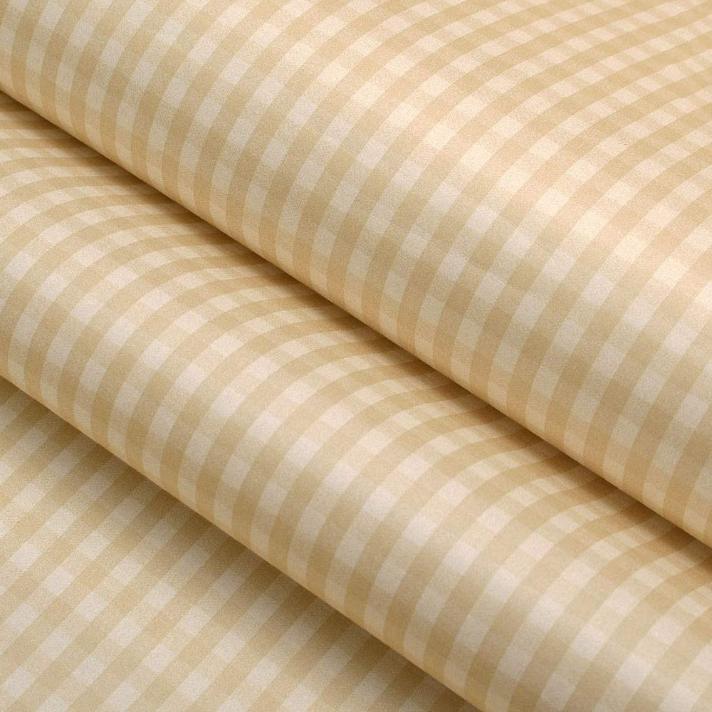 RXM Plaid Wallpaper Non-Woven American Bedroom Fresh Living Room Sofa Background 20.9in*393.8in