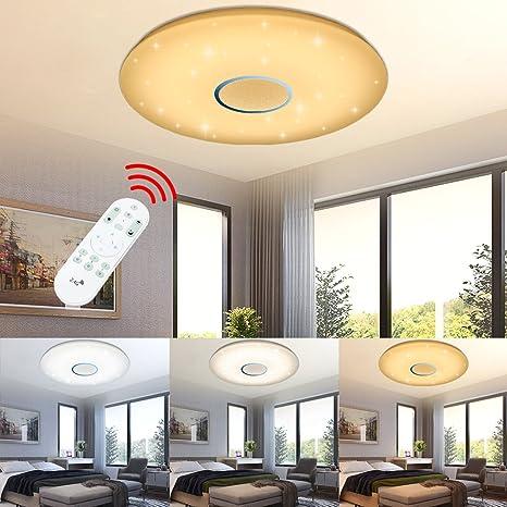 VGO® 100W LED Plafón Lámpara de Techo Estrellado Cielo ...