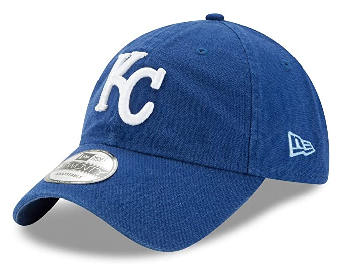 more photos e14ea d9650 New Era Kansas City Royals MLB 9Twenty Primary Core Classic Adjustable Hat