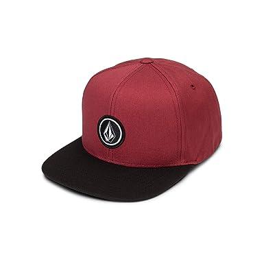 24e39721ed0a4 Amazon.com  Volcom Big Boys  Quarter Twill Hat