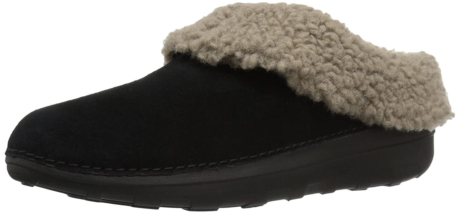 FitFlop Women's Loaff Snug Suede Slipper