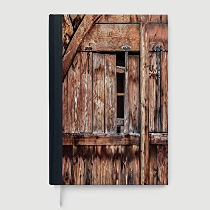 Amazon Rustic Business Notepad Daolin Paper Abandoned